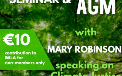 IWLA on Climate Justice: In Conversation with Mary Robinson