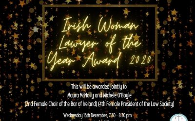IWLA Woman Lawyer of the Year 2020 Award Ceremony