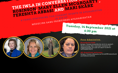 A Panel Discussion on Afghanistan in aid of MSF
